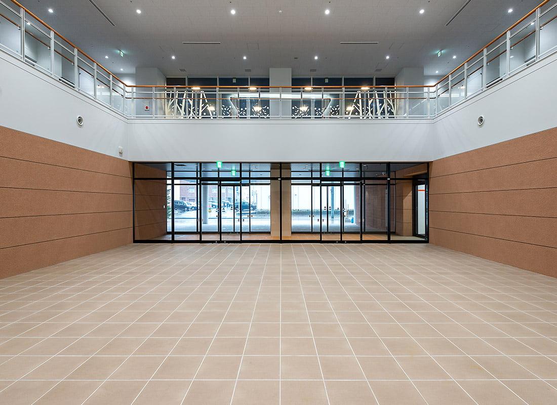 協同組合 札幌総合卸センターの施設案内